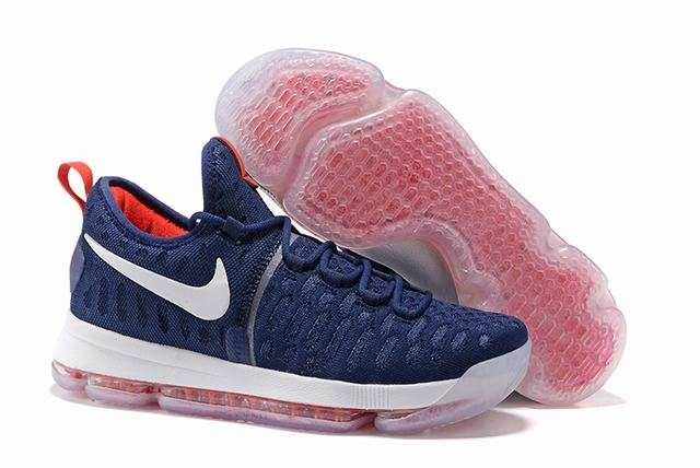 Nike KD 9 Shoes Team USA